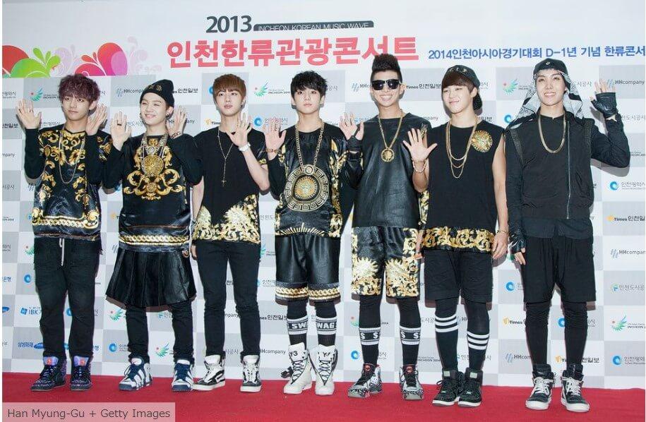 BTSってどんなメンバー?